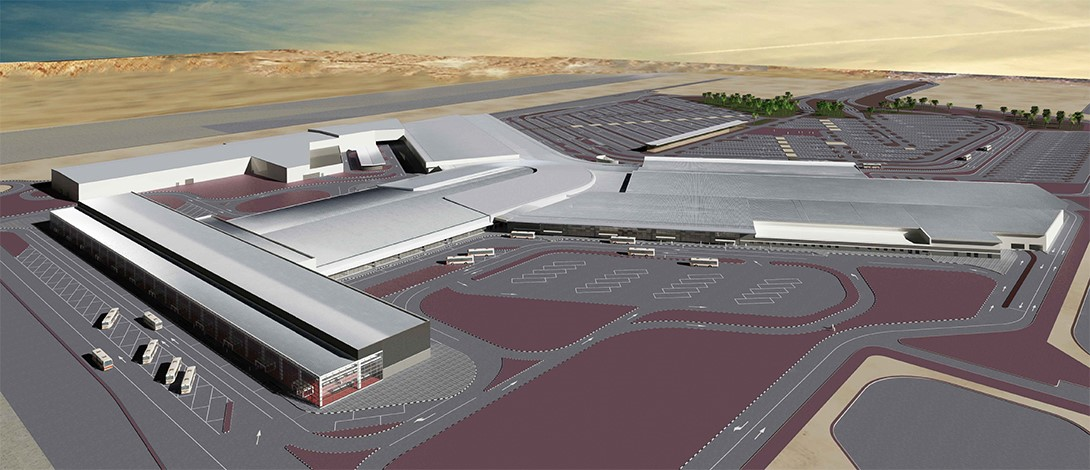 Al Maktoum International Airport - Passenger Terminal Building Extension Project