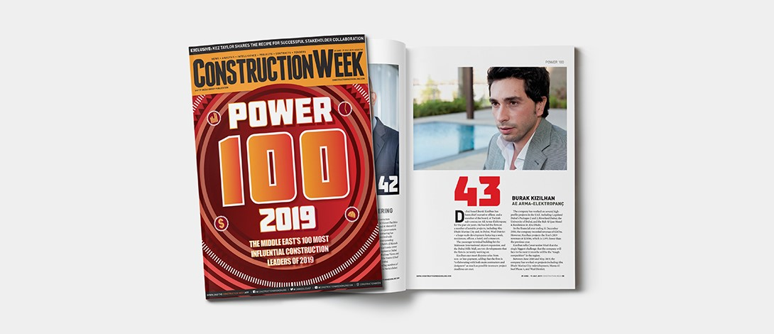 Burak Ç. Kızılhan Is Listed At The Power 100