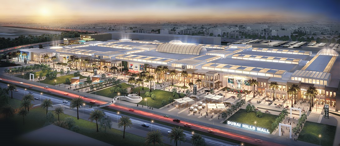 AE Bags MEP Contract For $158.5M Dubai Hills Mall Project