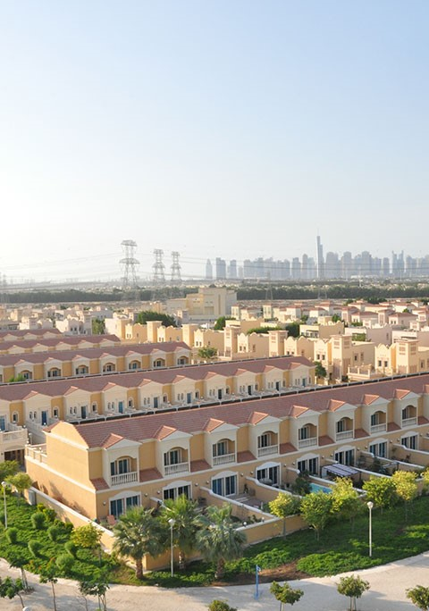 Jumeirah Village Circle (856 Вилл)