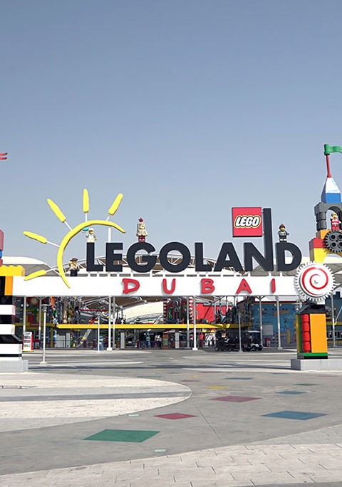 LEGOLAND® Dubai (Package 2 & 3)